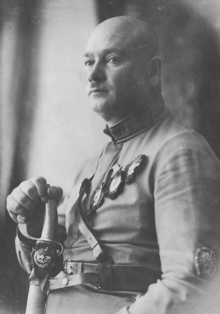Григорий Котовский в 1925 году